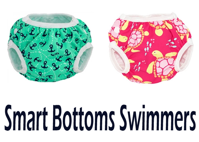 Smart Bottoms Swimmers